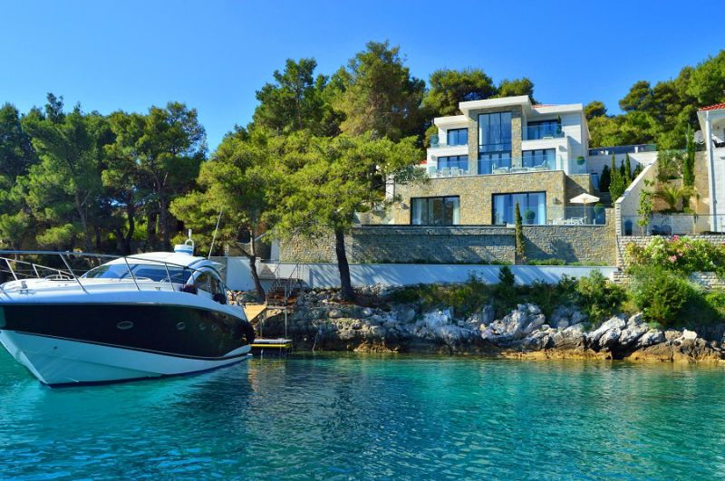 Villa Ivy Brac Island Luxury Croatian Villas Luxury